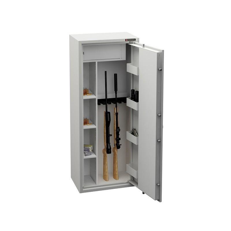 Szafa na 10 sztuk broni długiej MLB 150D/6+4 STANDARD